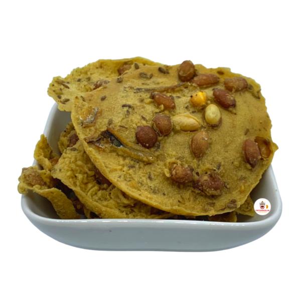 Anchovies Peanut Cracker 江鱼仔花生片