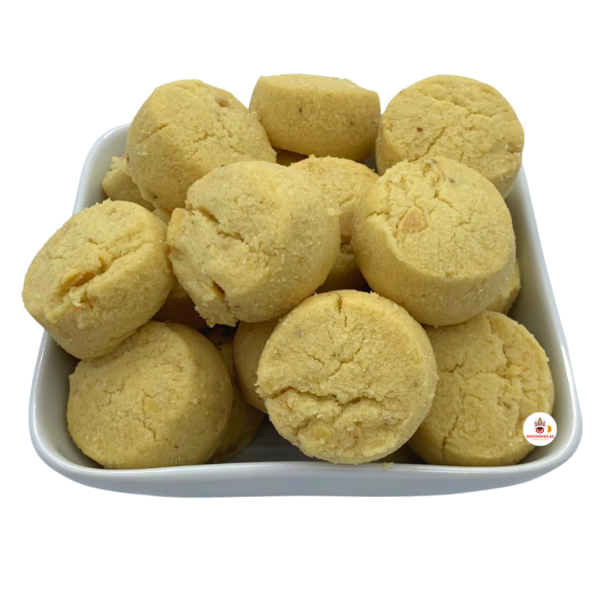 Chinese Almond Cookies 杏仁酥