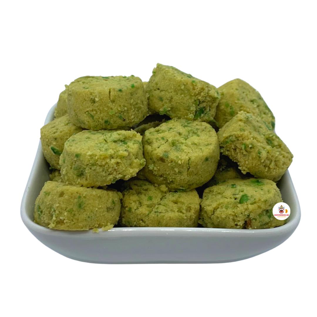 Green Pea Cookies 青豆酥