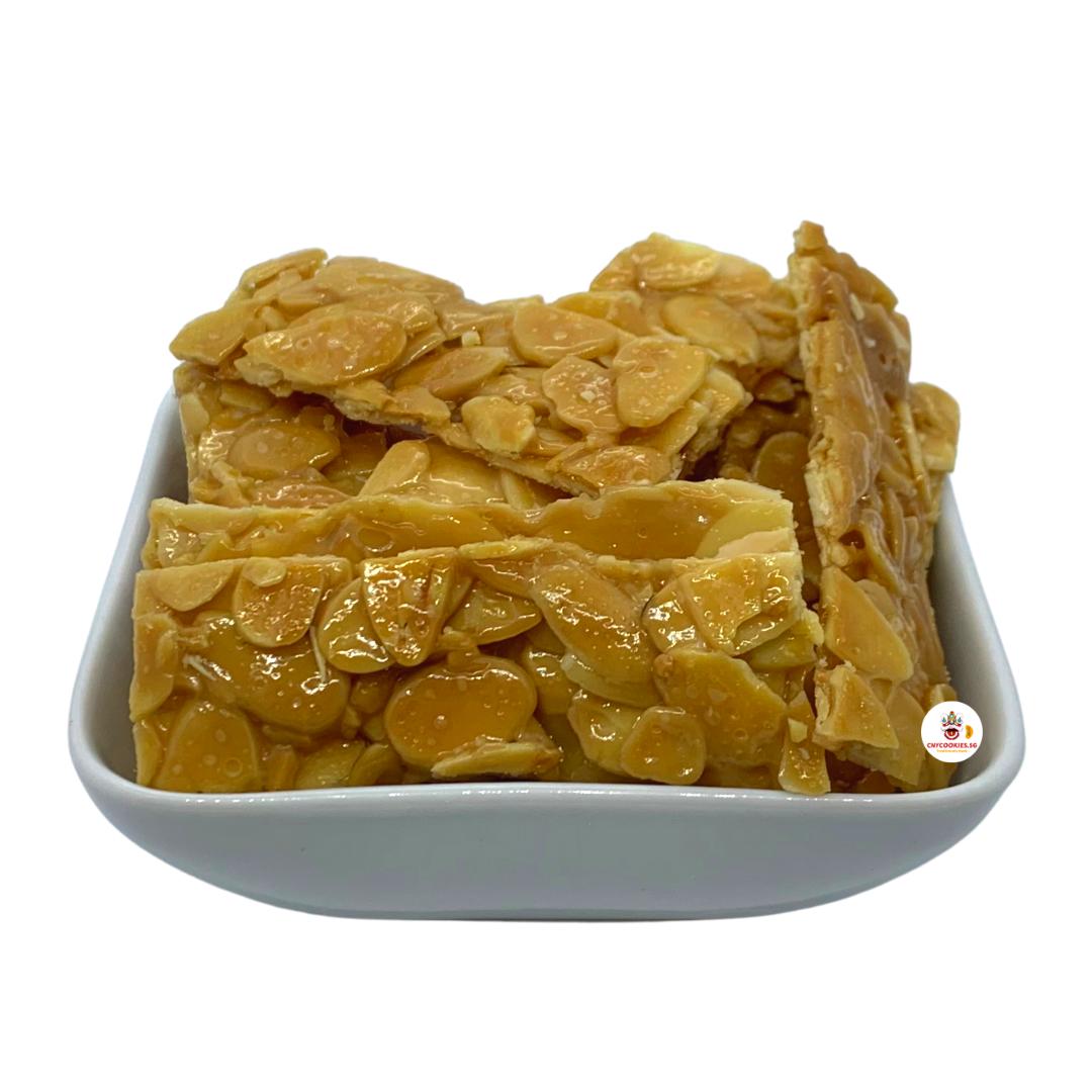 Honey Almond Thin Crisp 蜂蜜杏仁片
