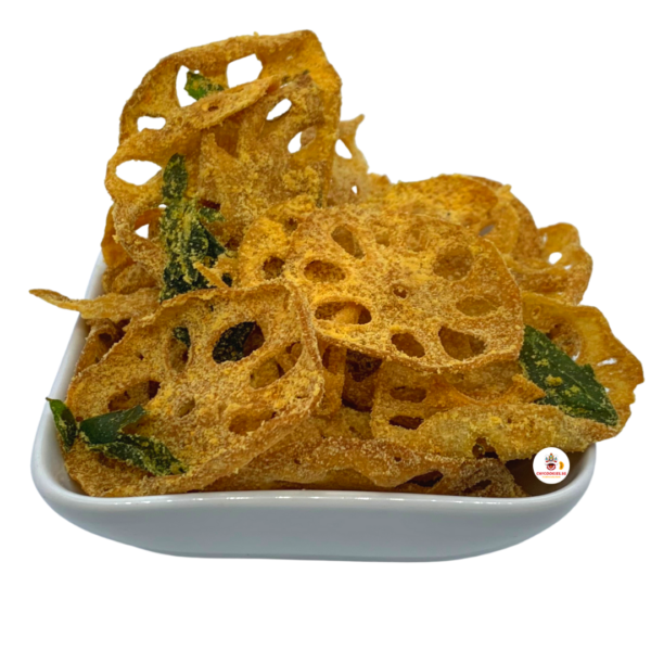 Lotus Root Chips (Salted Egg) 咸蛋莲藕片