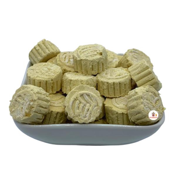 Macau Green Bean Almond Cookies 绿豆杏仁酥