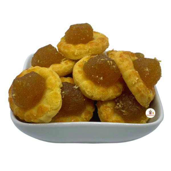 Pineapple Tarts (Flower Blossom) 花朵黄梨饼