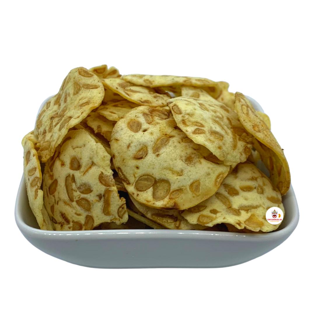Tempeh Chips 天贝