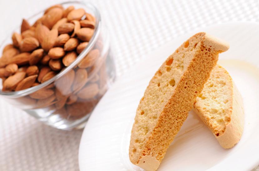 Almond Biscotti, top Chinese New Year Goodie