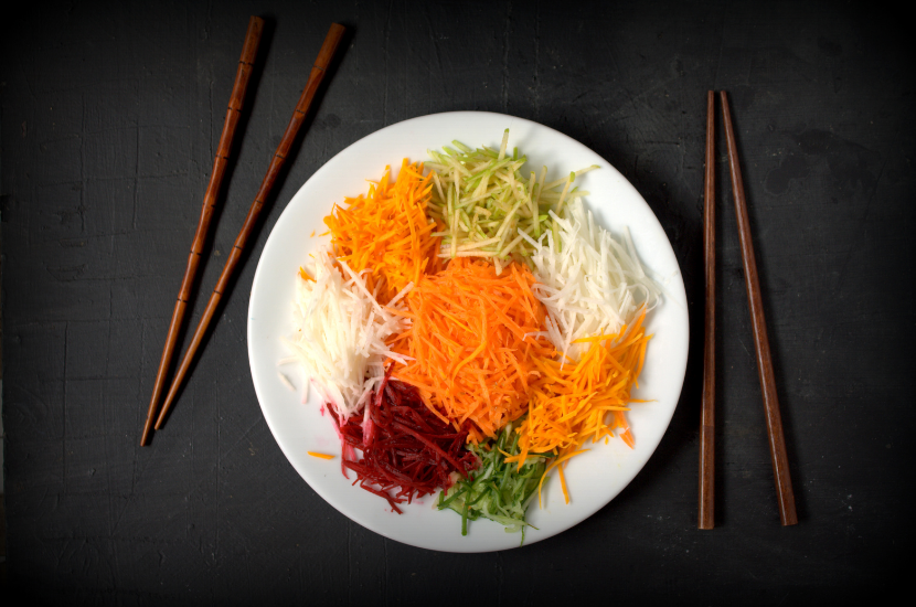 How to prepare Yusheng for Chinese New Year
