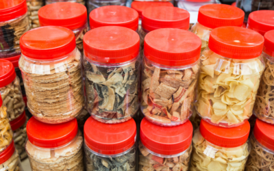 Top 10 Chinese New Year Snacks