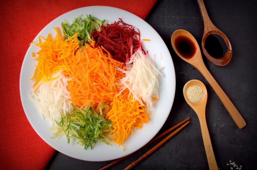 The guide to Yusheng- steps and significance