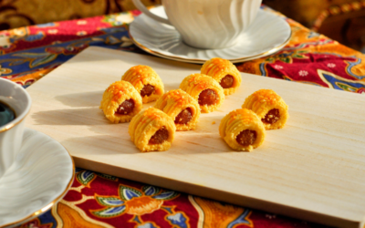 Top 10 Chinese New Year cookie