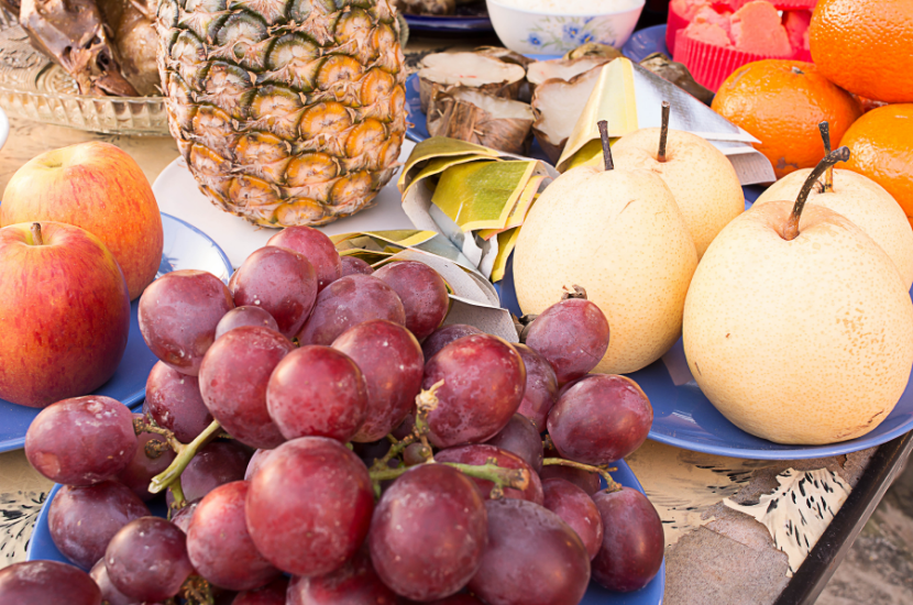 Top 8 lucky Chinese New Year fruits