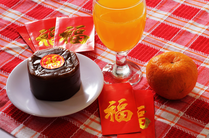 The Different Types Of Nian Gao