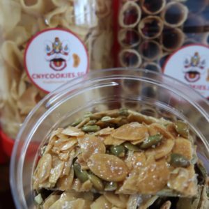 almond pumpkin seed snack singapore