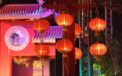 Chinese New Year Lights Festival Activity 2021